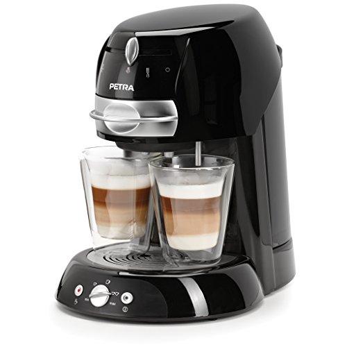 Petra Artenso latte KM 42.17 Kaffeepadmaschine