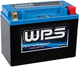 WPS Featherweight Lithium Ion Battery – Fits: Yamaha YZF-R3 2015–2018