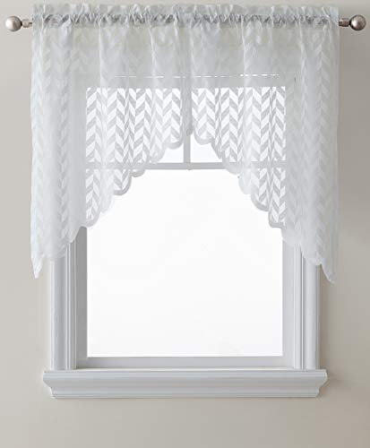 Bathroom Window Treatment 10