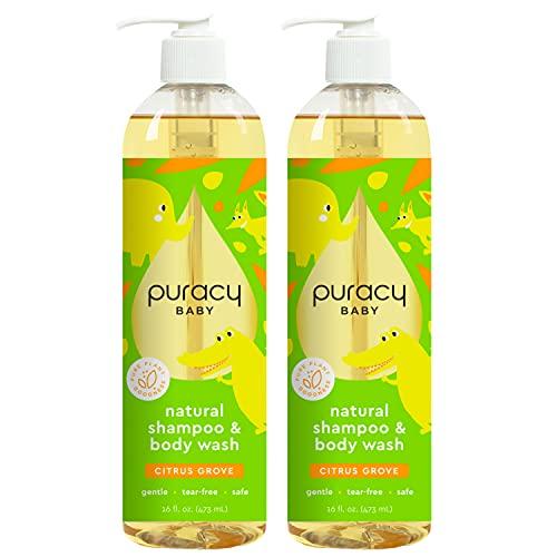 Puracy Natural Shampoo & Body Wash