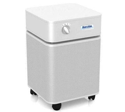 Austin Air A200C1 Health-Mate Air Purifier, Junior, White