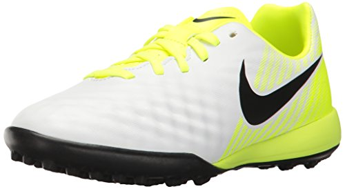 Nike Youth Magistax Opus II Turf Shoes [White] (6Y)
