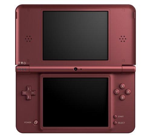 Nintendo DSi XL - Konsole, bordeauxrot