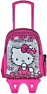 Hello Kitty Kız Çocuk Çekçek Okul ve Seyahat Çantası - 87530