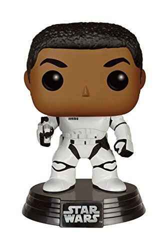 Star Wars Funko - Figurine Episode 7 - Finn Stormtrooper Pop 10cm - 0849803062347