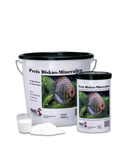 Preis-Aquaristik 220 Preis-Diskus-Mineralien