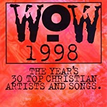 Wow 1998: The Year's 30 Top Christian Artists & Songs by Various Artists (1997) Audio CD