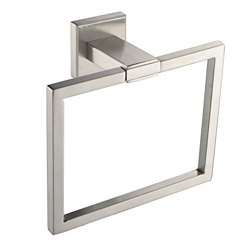 XVL Bathroom Towel Ring SUS304 Stainless Steel Brushed