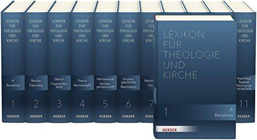 Lexikon für Theologie und Kirche - LThK: 3. Auflage - Sonderausgabe