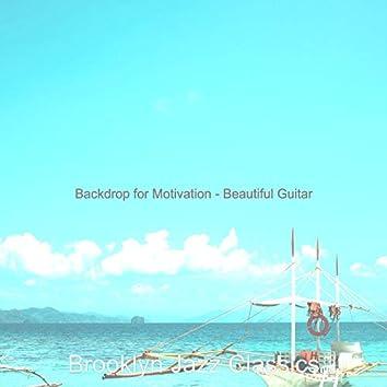 Backdrop for Motivation - Beautiful Guitar