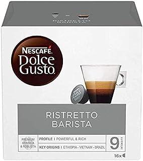 Nescafe Dolce Gusto Espresso Barista Coffee Capsules 120 gm