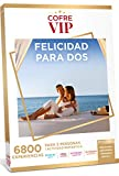 CofreVIP Caja Regalo Felicidad para Dos 6.800 Actividades a Elegir en España y Europa para Dos Personas.