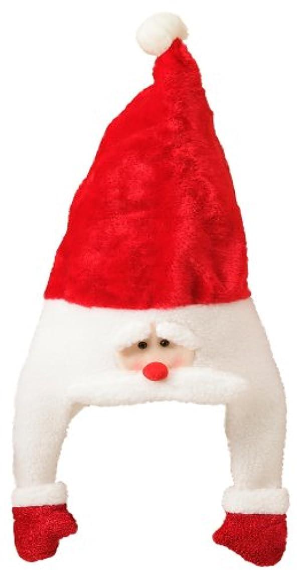 合体ガラス犠牲サンタクリスマス帽