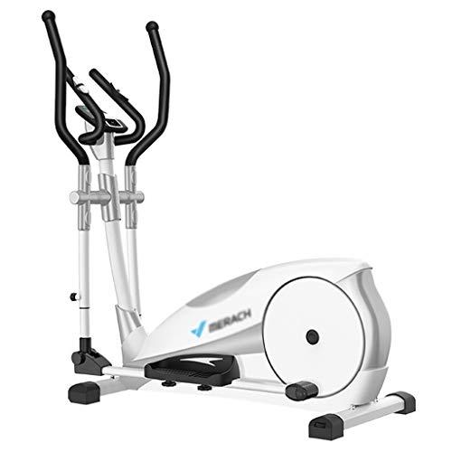 Fitnessbikes Übung Fahrrad Spinning Fahrrad Ellipsentrainer Home Gym Ausrüstung Space Walker Kleine Ellipsentrainer Einstellbare Steigung Gewichtsverlust Maschine