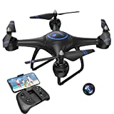 AKASO A31 1080P Drone with Camera for Adults, Full HD FPV Live Video RC Quadcopter Drone, Altitude Hold, Circle Fly,Headless Mode, Easy to Use for Beginners,Boys & Girls