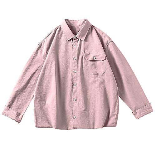 N\P Camisa Manga Larga Hombres Otoño Camisa Manga Larga Hombres Otoño