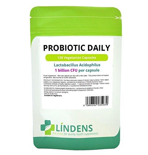 Probiotische Täglich 2-PACK 240 Tabletten Lactobacillus acidophilus 1 Milliarde