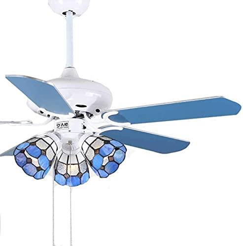Fan LightRestaurant Fanífero LightModernsimple Fanífero Living Living Habitación Leafretro eléctrico Fan Light Fan Light