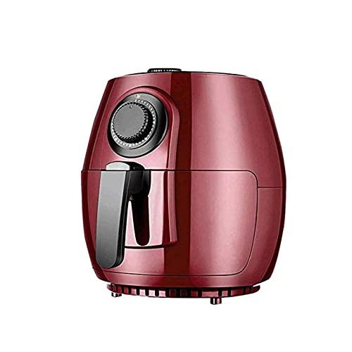 KJLY Forno tostapane friggitrice, forno a caldo digitale, fornello a caldo, padella antiaderente priva di olio friggitrice con forno