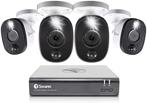 Up to 30% off Select Security Camera Kits from Swann
