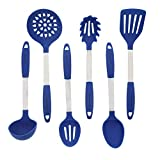 10 Best Blue Cooking Utensils