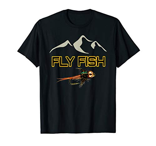 Fliegenfischen-Gang-Hemden, zum mit Fischen zu tragen