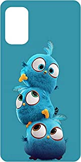 Amagav Soft Silicone Printed Mobile Back Cover for Samsung Galaxy M02s & F02s for Boys and Girls