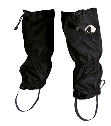 Tatonka Kinder Gamaschen Gaiter 420HD Junior, Black, one size