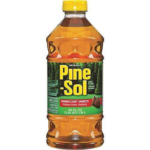 Pine-Sol 40125 Liquid Cleaner, 40 fl oz Bottle