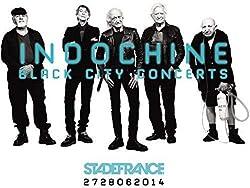 Black City Concerts - Coffret 4 Vinyles