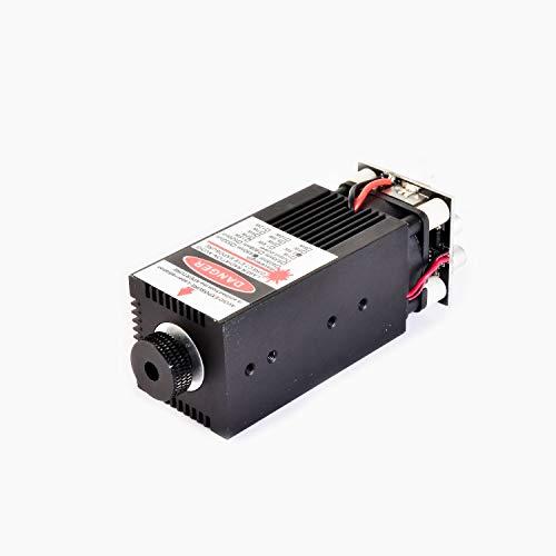 Blue Laser Module 450nm 2.5W Focusable for 3D Printer/CNC Engraving/Laser Engraving (2500v1)