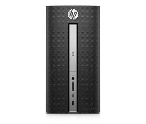 HP Pavilion Desktop Computer, Intel Core i5-7400, 8GB...