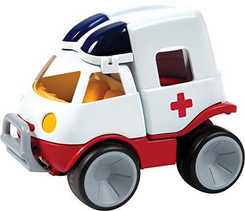 Gowi - 560-36 - Jouet D'éveil - Mini Ambulance