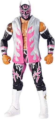 WWE Elite Collection – Sin Cara – Figurine Articulée 16 cm + Accessoire