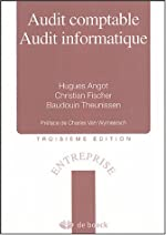 Audit comptable Audit informatique de Hugues Angot
