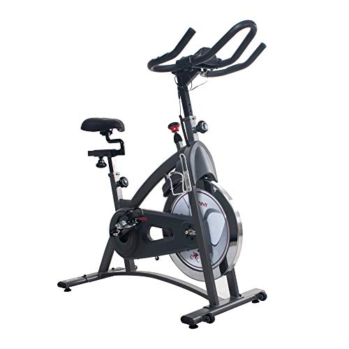 Sunny Health & Fitness Magnetic Belt Drive Indoor Cycling Bike - SF-B1877
