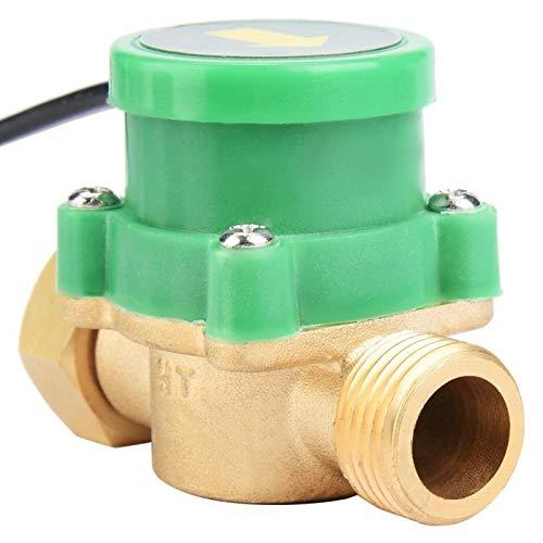 YEZIB Módulo de Sensor electrónico Interruptor de Flujo G1 / 2-G1 / 2 Tema de presión de Agua de la Bomba Sensor Electrónico de Control de Flujo automático del Interruptor 220V Sensor