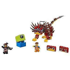 Amazon.co.jp - レゴ レゴムービー2 ウルトラキャットと戦士ルーシー 70827