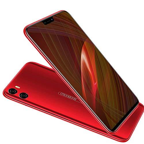 Smartphone Libres 4G Android 9.0 Pie , P26(2020) 5.9 Pulgadas 19:9 FHD, 4GB RAM+64GB ROM Face Unlock Cámara 12MP 4200mAh Moviles Libres Baratos 4G Apoyo:hot spot y GPS Moviles Baratos y buenos (Blu)