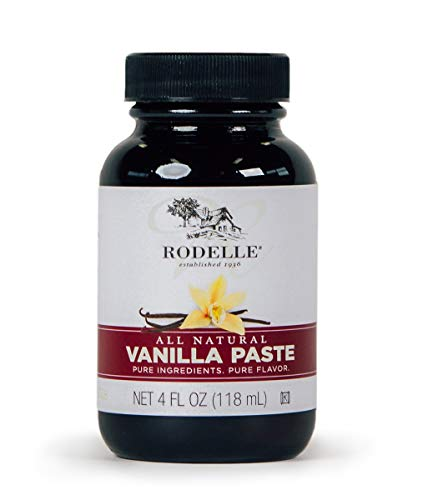 Rodelle Paste, Vanilla, 4 Fl Oz (Pack of 1)