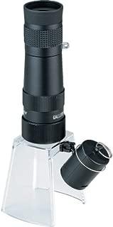 池田レンズ 顕微鏡兼用遠近両用単眼鏡 KM820LS