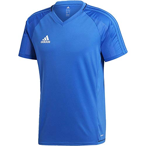 adidas Herren Tiro 17 Training Trikot, blau (Blue/Collegiate Navy/White), XL