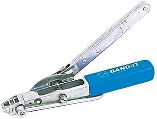 1.3 Maximum Diameter Bag of 100 0.47 Width 6 Length 1.3 Maximum Diameter 0.47 Width 6 Length BAND-IT AE7119 316 Stainless Steel Multi Lok Cable Tie