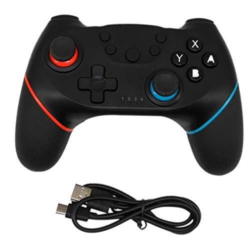 HYISHION sans Fil Bluetooth for Manette de Jeu contrôleur for avec 6 Axes Poignée (Couleur: 1) SKYJIE