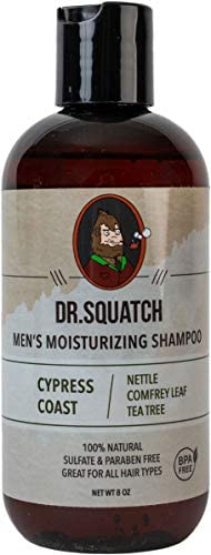 Dr Squatch Natural Men s Shampoo Keep Hair Looking Full Healthy Hydrated Naturally Sourced Moisturizing product image