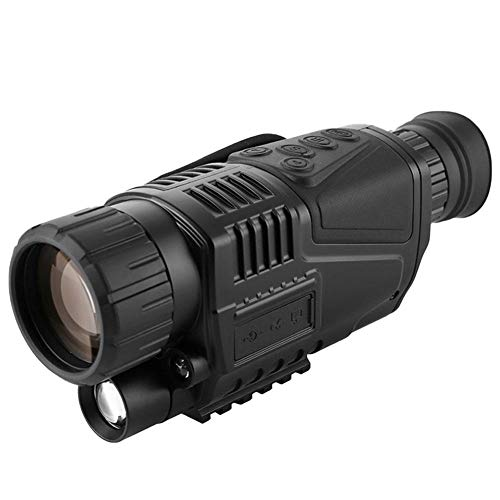 Honrik Night Vision Digital Telescope, Video Cameras Action Cams Monoculars Night Vision Scopes Telescopes Outdoor Activities and Concerts Features of Compact Design Waterproof and Scratch Resistant