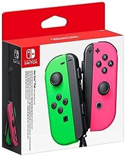 Nintendo Switch Joy-Cons - Neon Pink & Neon Green