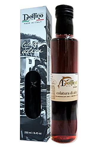 Delfino 8015493002099 Battista Colatura di Alici Dorica - 300 g