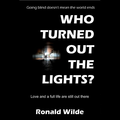 Who Turned Out the Lights? audiobook cover art