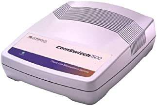Command Communications Comswitch 7500 4-Port Phone/Fax Modem/Ans Machine Line Sharing Device